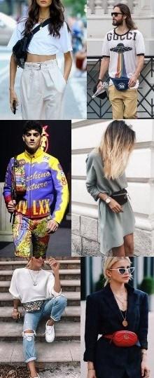Cómo llevar una riñonera. Outfits riñonera. Looks riñonera. Riñonera mujer. Riñonera hombre. Riñoneras de marca.